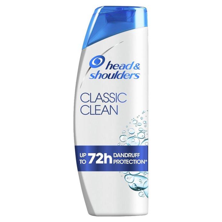 Head & Shoulders Classic Clean Szampon przeciwłupieżowy 400ml (1)
