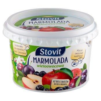 Stovit Marmolada wieloowocowa 320 g (1)