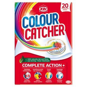 K2r Colour Catcher Chusteczki do prania 20 sztuk (1)