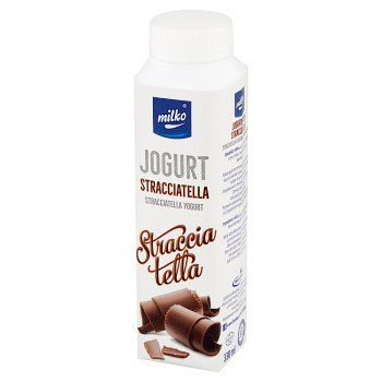 Milko Jogurt stracciatella 330 ml (1)