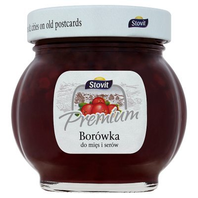 Stovit Borówka Dodatek do mięs i serów premium 250 g (1)