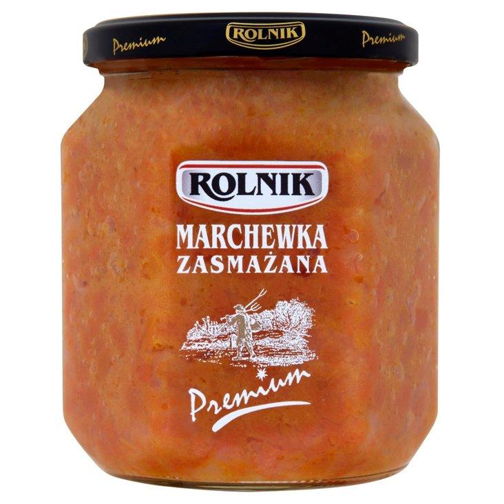 Rolnik Premium Marchewka zasmażana 520 g (2)