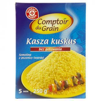 WM Kasza kuskus bez gotowania 250g (1)