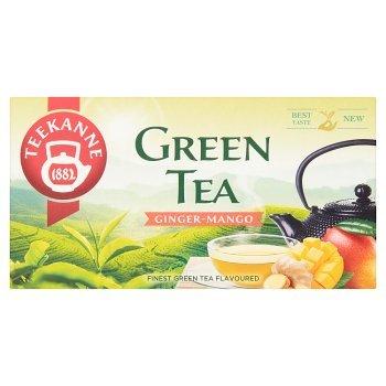 Teekanne Herbata zielona z imbirem o smaku mango i cytryny 35 g (20 x 1,75 g) (2)