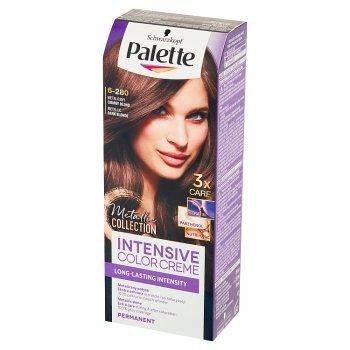 Palette Intensive Color Creme Farba do włosów metaliczny ciemny blond 6-280 (1)
