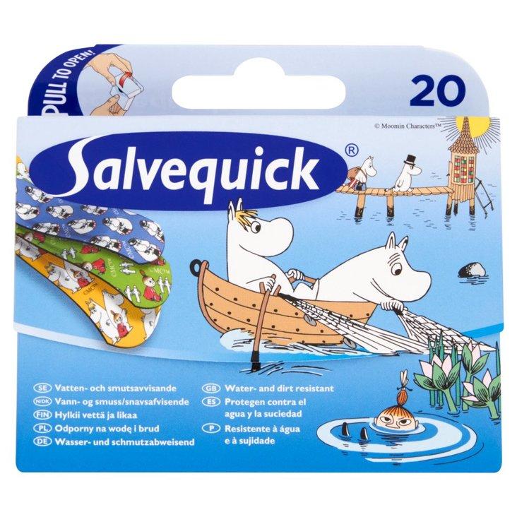 Salvequick Plastry 20 sztuk (1)