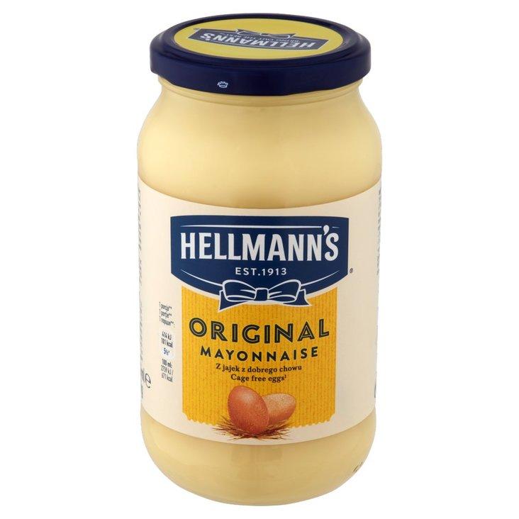 Hellmann's Oryginalny Majonez 420 ml (1)