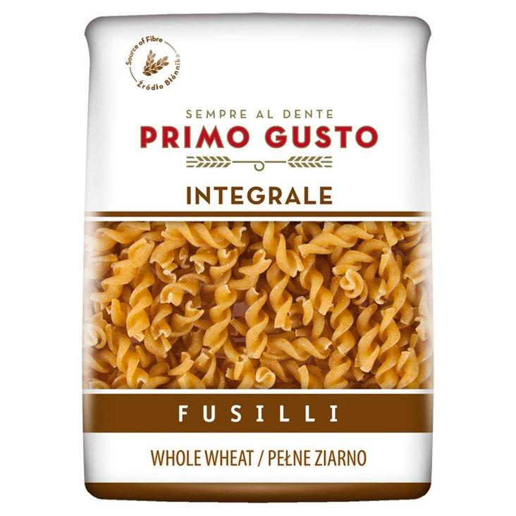 Primo Gusto Integrale Makaron pełnoziarnisty świderki 500 g (1)