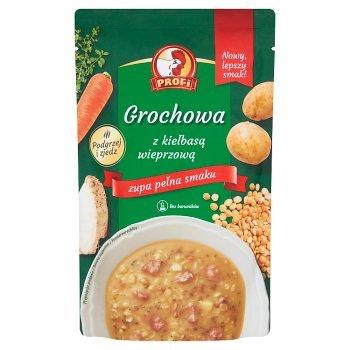 Profi Grochowa z kiełbasą wieprzową 450 g (1)