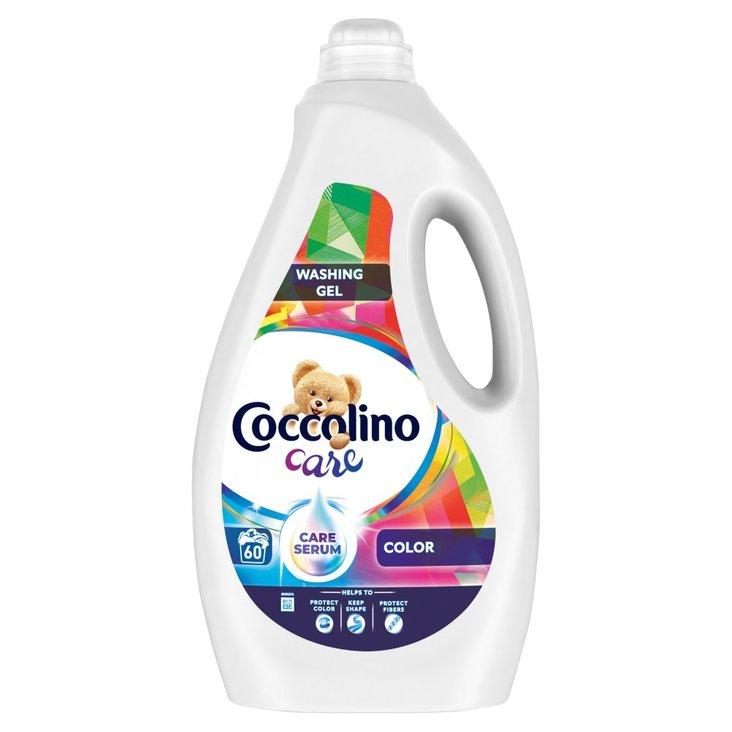 Coccolino Care Żel do prania kolorowych tkanin 2,4 l (60 prań) (1)