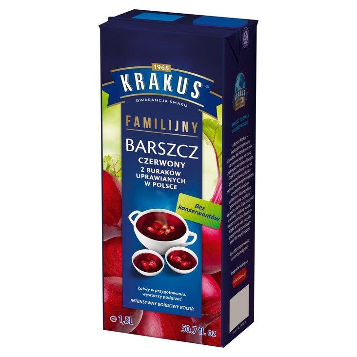 Krakus Barszcz czerwony familijny 1,5 l (1)