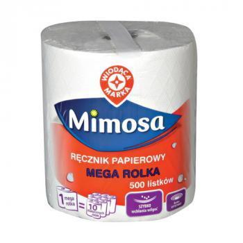 WM Ręcznik papierowy mega rolka 500 listków (1)