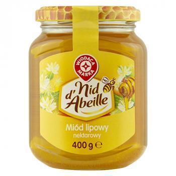 WM miód lipowy nektarowy 400g (1)