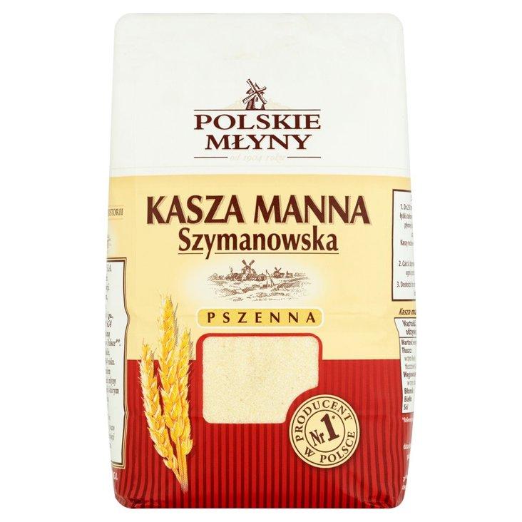 Polskie Młyny Kasza manna Szymanowska pszenna 1 kg (2)