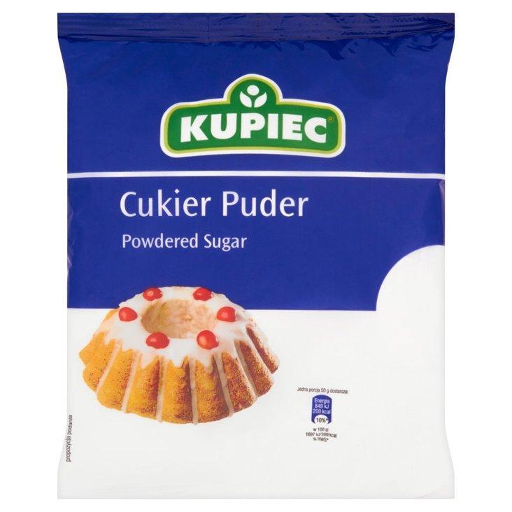 Kupiec Cukier puder 400 g (1)