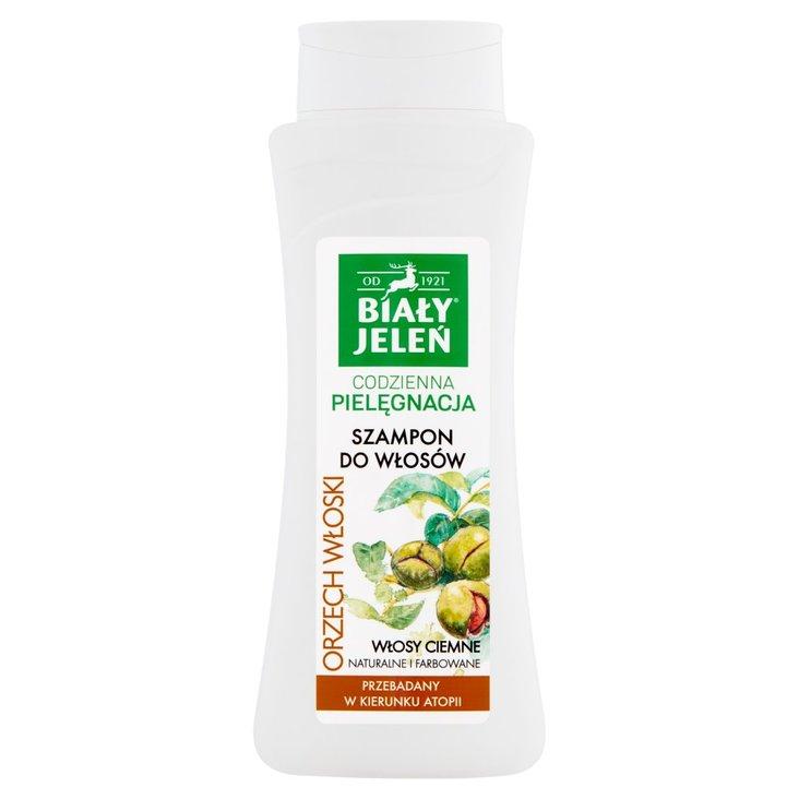 Biały Jeleń Szampon do włosów orzech włoski 300 ml (1)