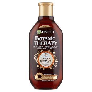 Garnier Botanic Therapy Rewitalizujący szampon korzeń imbiru & miód 400 ml (1)
