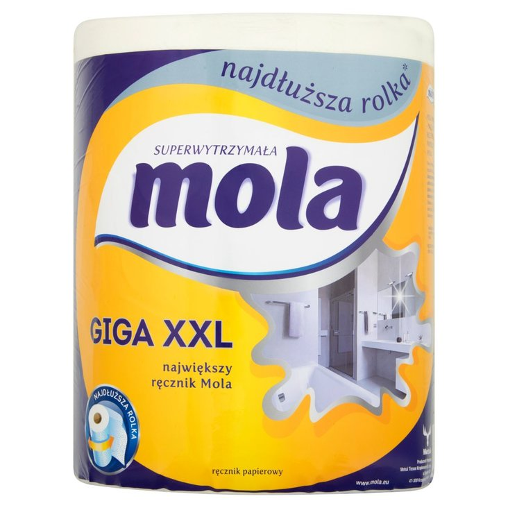 Mola Giga XXL Ręcznik papierowy (2)