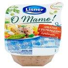 Lisner O Mamo! Sałatka z pstrągiem wędzonym 150 g (1)