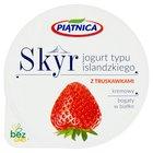 Piątnica Skyr Jogurt typu islandzkiego z truskawkami 150 g (2)