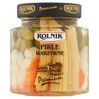 Rolnik Premium Pikle warzywne 295 g (2)