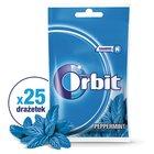 Orbit Peppermint Guma do żucia bez cukru 35 g (25 drażetek) (1)