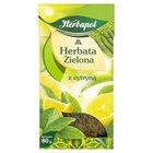 Herbapol Herbata zielona z cytryną liściasta 80 g (2)