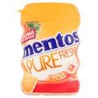 Mentos Pure Fresh Tropical Guma do żucia bez cukru 60 g (30 sztuk) (2)