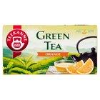 Teekanne Green Tea Orange Aromatyzowana herbata zielona 35 g (20 x 1,75 g) (2)