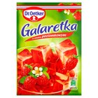 Dr. Oetker Galaretka o smaku poziomkowym 77 g (2)