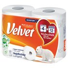 Velvet Najdłuższy Papier toaletowy 4 rolki (1)