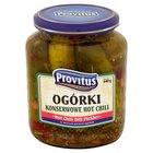 Provitus Ogórki konserwowe hot chili 640 g (1)
