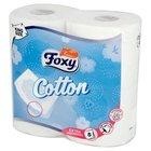 Foxy Cotton Papier toaletowy 4 rolki (1)
