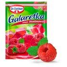 Dr. Oetker Galaretka o smaku malinowym 77 g (1)