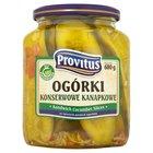 Provitus Ogórki konserwowe kanapkowe 680 g (2)