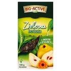 Big-Active Zielona herbata liściasta z owocem pigwy 100 g (2)