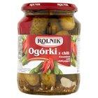 Rolnik Ogórki z chili 650 g (2)