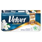 Velvet Excellence White Cotton Papier toaletowy 8 rolek (3)