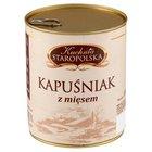Kuchnia Staropolska Kapuśniak z mięsem 800 g (1)