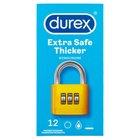 Durex Extra Safe Thicker Prezerwatywy 12 sztuk (2)