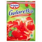 Dr. Oetker Galaretka o smaku truskawkowym 77 g (2)
