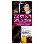L'Oreal Paris Casting Creme Gloss Farba do włosów 513 mroźne trufle (2)