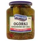 Provitus Ogórki konserwowe hot chili 640 g (2)