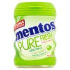 Mentos Pure Fresh Lime Mint Guma do żucia bez cukru 60 g (30 sztuk) (2)