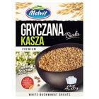 Melvit Premium Kasza gryczana biała 400 g (4 torebki) (2)