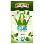 Big-Active Relax Herbata zielona melisa z lawendą 30 g (20 x 1,5 g) (2)