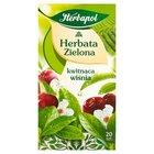 Herbapol Herbata zielona kwitnąca wiśnia 34 g (20 x 1,7 g) (2)