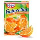 Dr. Oetker Galaretka o smaku pomarańczowym 77 g (1)
