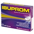 Ibuprom 200 mg Tabletki powlekane 10 tabletek (1)