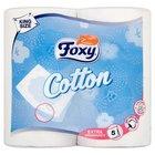 Foxy Cotton Papier toaletowy 4 rolki (2)